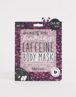 Oh K! Caffeine Firming Targeted Patch Mask-No Color