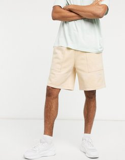 heavy classics shorts in beige-Neutral