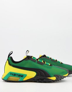 H.ST.20 Jamaica sneakers in yellow