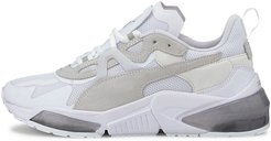 optic pax sneakers in white