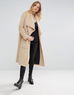 Craft Coat-Beige