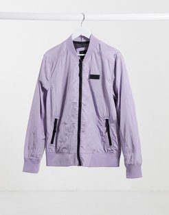 bomber in lilac-Purple