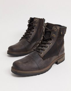 Boots In Brown