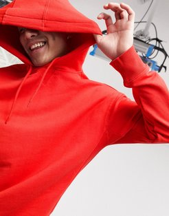 Mason hoodie in red