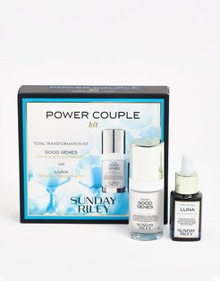Power Couple Total Transformation Kit-Clear