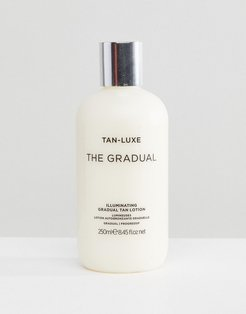 The Gradual Illuminating Tanning Lotion 250ml-No Color