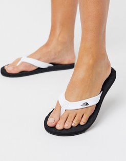 Base Camp Mini flip flop in white