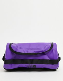 Base Camp Small travel cannister in purple