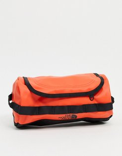 Base Camp travel cannister in orange-Red