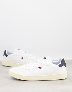 essential sneakers in white