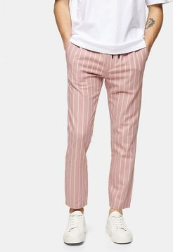 stylish sweatpants in pink
