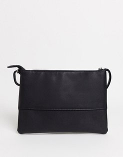 cross body bag-Black
