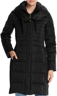Mia Fitted Puffer Coat