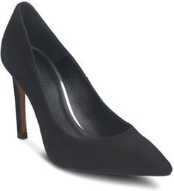 Cornel Suede Pointed Toe Pumps