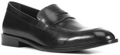 Saymore Apron-Toe Penny Loafers