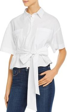 Camicia Belted Shirt