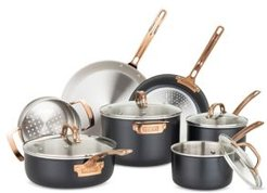 3 Ply 11 Pc Cookware Set