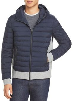 Matte Tech Quilted Jacket