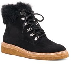 Winter Lace Up Boots