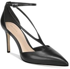 Nora Ankle-Strap Pumps