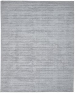 Solids Collection Milo 70398 Loom-Knotted Area Rug, 8' x 10'