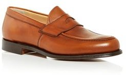 Dawley Apron Toe Penny Loafers