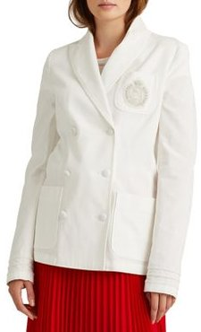 Lauren Ralph Lauren Nautical Blazer