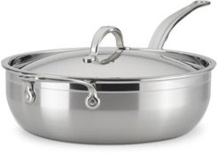 ProBond 5 Quart Forged Stainless Steel Essential Pan with Lid