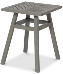 Harbor Outdoor Patio Wood Side Table