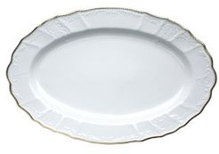 Simply Anna 12 Oval Platter