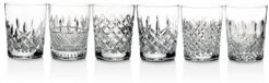 Lismore Connoisseur Heritage Double Old Fashioned, Set of 6