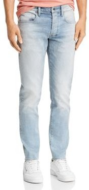3301 Slim Fit Jeans in Faded Mineral