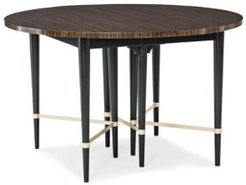 Classic Round Extension Dining Table