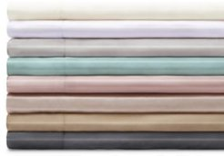 Silk Solid Flat Sheet, King