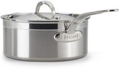 ProBond 4 Quart Forged Stainless Steel Saucepan with Lid