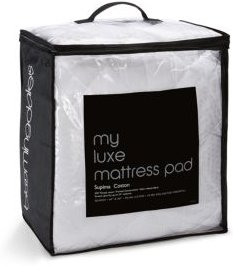 My Luxe Mattress Pad, California King - 100% Exclusive