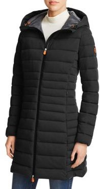 Angy Long Puffer Coat - 100% Exclusive