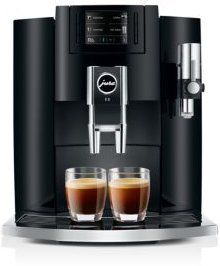 Capresso E8 Piano Black Beverage Maker