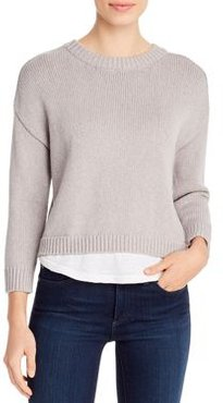 Corbin Layered Pullover Top