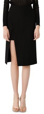 Jeanne Layered Pencil Skirt