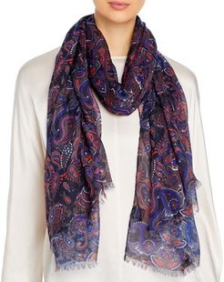 Paisley Scarf - 100% Exclusive