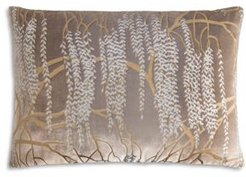 Willow Velvet Decorative Pillow, 14 x 20