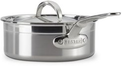 ProBond 2 Quart Forged Stainless Steel Saucepan with Lid