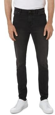 Dusty Slim Fit Jeans in Washed Black