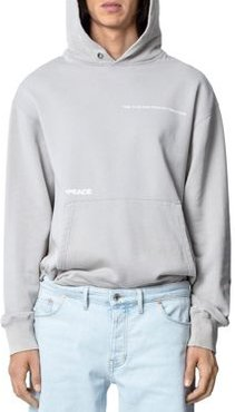 Dupe Zadig & Voltaire Peace Photoprint Hoodie