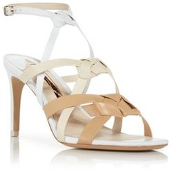 Ramona Color Block High Heel Sandals