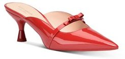 Carnation Pointed Pumps