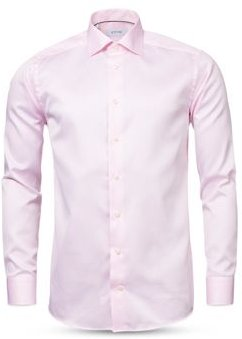 Twill Contemporary Fit Dress Shirt