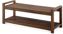 Harbor Outdoor Patio Storage Bench