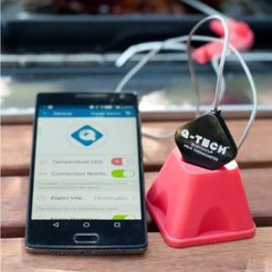 Q-Tech Bluetooth Thermometer